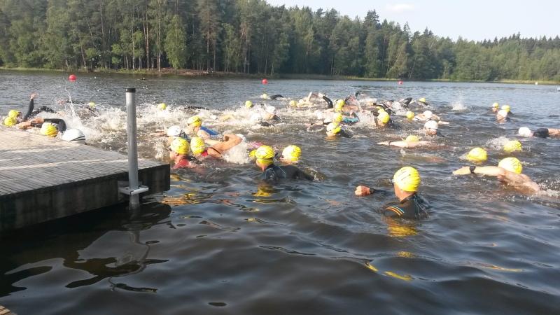 Uinti on kamppailulaji
